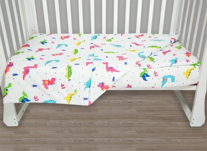 Фото - Постельное белье AmaroBaby Baby Boom Дракончики (3 предмета) amarobaby комплект в кроватку baby boom короны 3 предмета серый