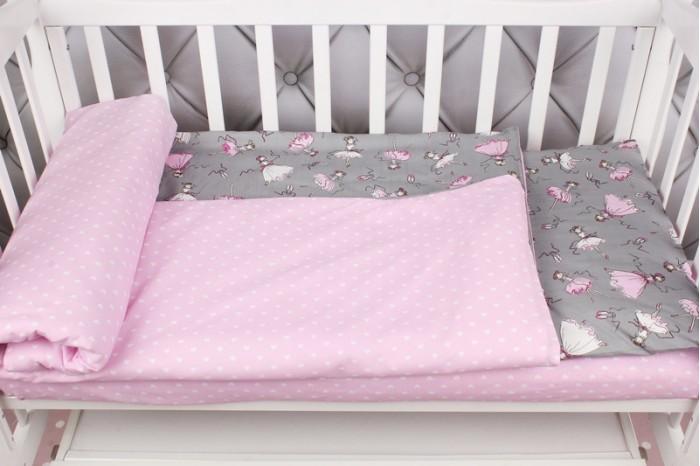 Фото - Постельное белье AmaroBaby Baby Boom Мечта (3 предмета) amarobaby комплект в кроватку baby boom короны 3 предмета серый