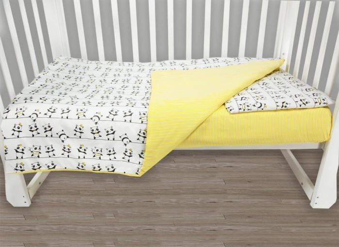 Фото - Постельное белье AmaroBaby Baby Boom Панды (3 предмета) amarobaby комплект в кроватку baby boom короны 3 предмета серый