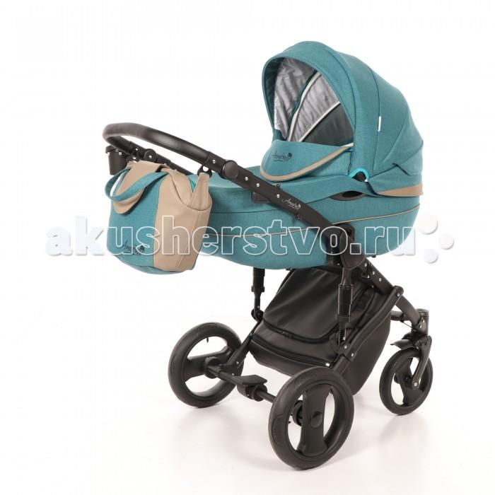 Детские коляски , Коляски 2 в 1 AmaroBaby City Ecco 2 в 1 арт: 385729 -  Коляски 2 в 1