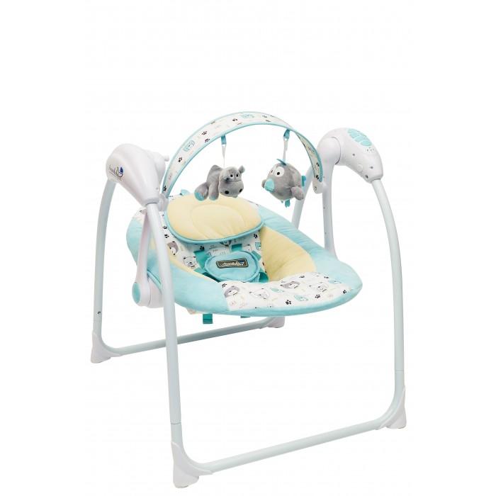 Электронные качели AmaroBaby Swinging Baby