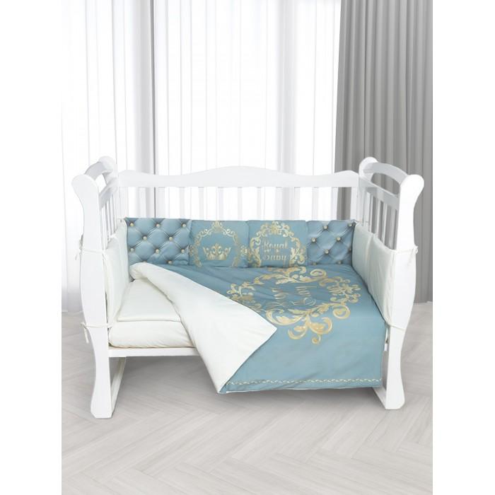 Комплекты в кроватку AmaroBaby Exclusive Creative Collection Gold Baby (15 предметов)