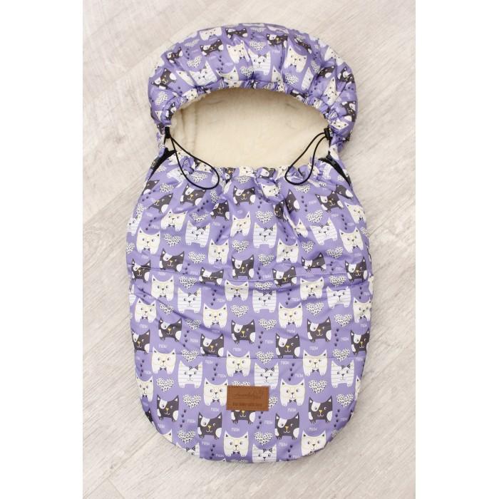 Купить Конверты для новорожденных, AmaroBaby Зимний конверт Little Friend Собачки 80x45 см