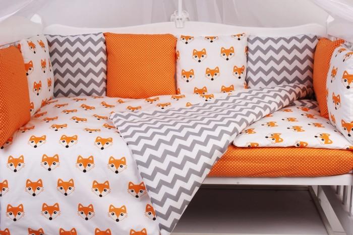 Комплект в кроватку AmaroBaby Lucky (15 предметов)