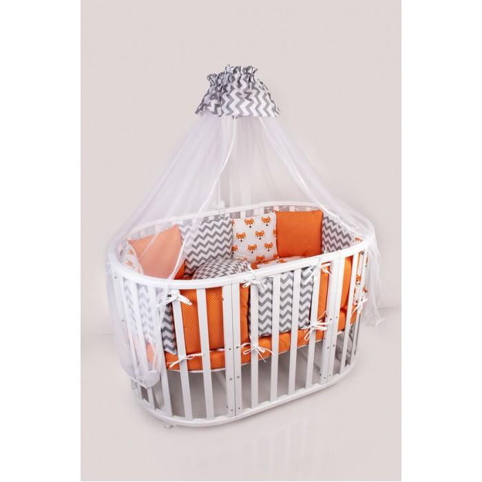 Постельные принадлежности , Комплекты в кроватку AmaroBaby Lucky Premium универсальный (19 предметов) арт: 533161 -  Комплекты в кроватку