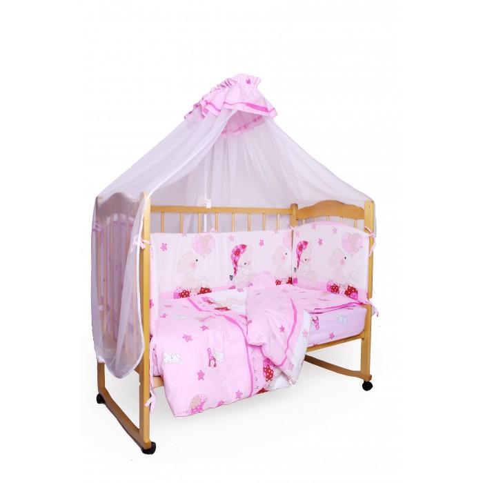 Комплекты в кроватку AmaroBaby Мишкин сон (7 предметов) комплекты в кроватку ангелочки 5711 7 предметов