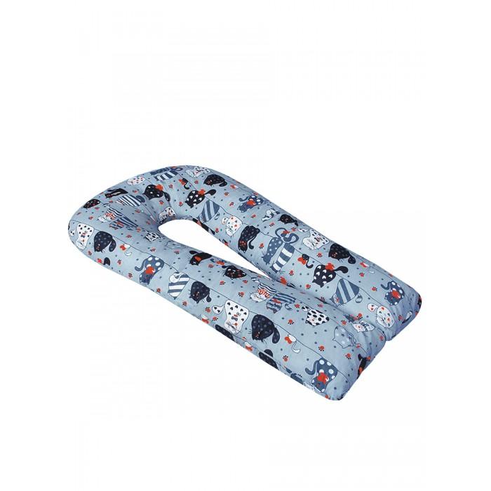 Купить Подушки для беременных, AmaroBaby Подушка для беременных U-образная Котики 340х35 см