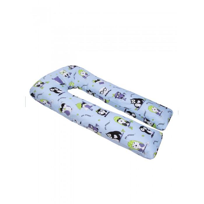 Купить Подушки для беременных, AmaroBaby Подушка для беременных U-образная Совы 340х35 см