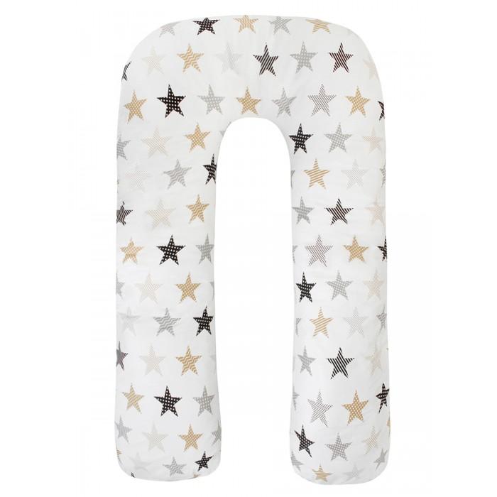 Купить Подушки для беременных, AmaroBaby Подушка для беременных U-образная Звезды пэчворк 340х35 см