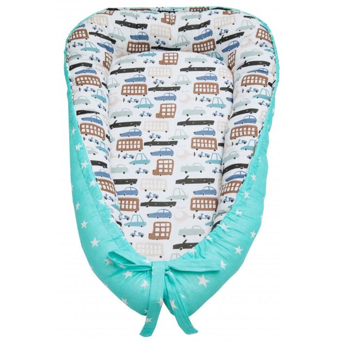 Картинка для AmaroBaby Подушка-позиционер для сна Little Baby Трасса