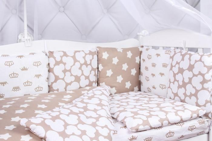 Комплекты в кроватку AmaroBaby Soft (15 предметов), Комплекты в кроватку - артикул:512646