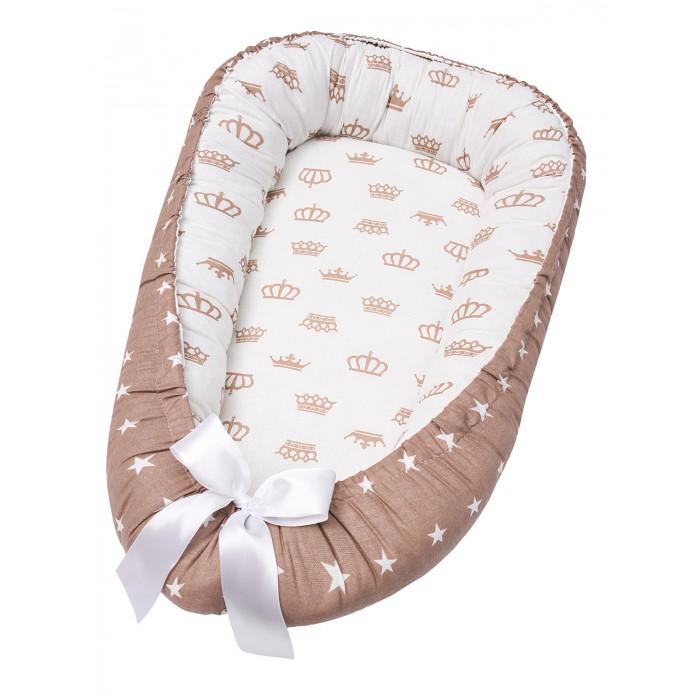 Позиционеры для сна AmaroBaby Позиционер для сна кокон-гнездышко Sweet Baby, Позиционеры для сна - артикул:424219