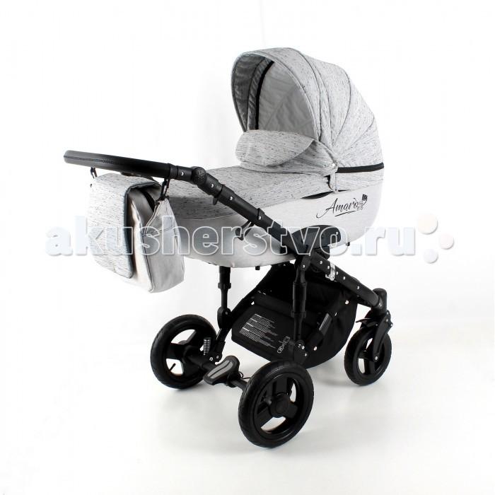 Детские коляски , Коляски 2 в 1 AmaroBaby Soft 2 в 1 арт: 393644 -  Коляски 2 в 1