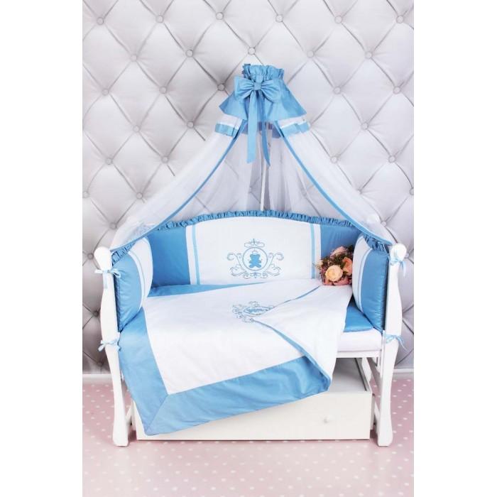 Купить со скидкой Комплект в кроватку AmaroBaby Sweet Dreams Premium (7 предметов)