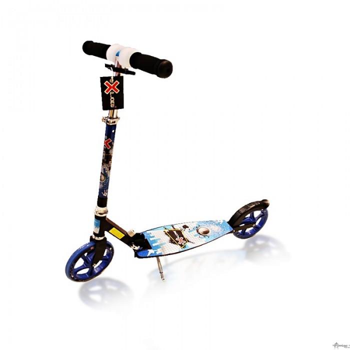 Детский транспорт , Двухколесные самокаты Amigo Deville арт: 401294 -  Двухколесные самокаты