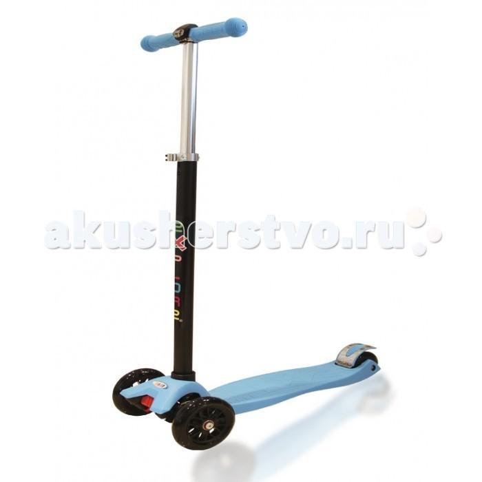 Детский транспорт , Трехколесные самокаты Amigo Easy арт: 401299 -  Трехколесные самокаты