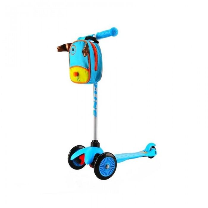 Детский транспорт , Трехколесные самокаты Amigo Explore Bliss арт: 401279 -  Трехколесные самокаты