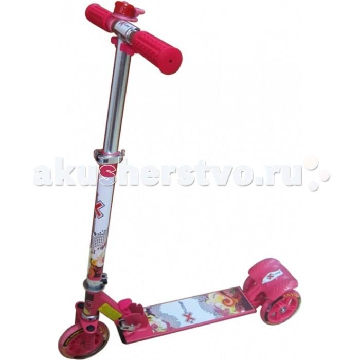 Трехколесные самокаты Amigo Omni Sport трехколесные самокаты smart trike скутер ski z7