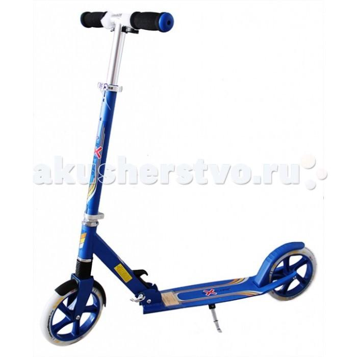 Детский транспорт , Двухколесные самокаты Amigo Target арт: 401349 -  Двухколесные самокаты