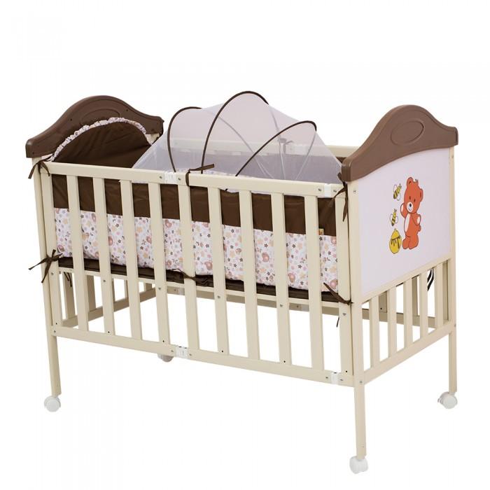 Детские кроватки BabyHit Sleepy Compact