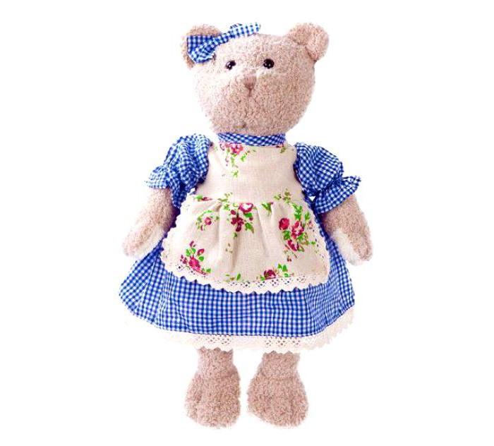 Мягкие игрушки Angel Collection Мишка Машенька 23 см машенька русская драма