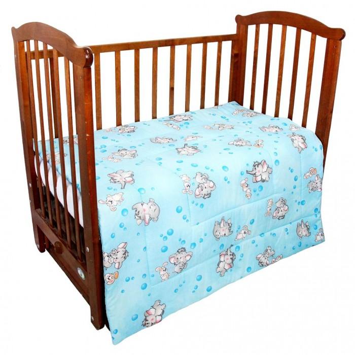 Купить Одеяла, Одеяло Ангелочки детское 120х120 см