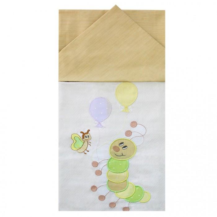 постельное белье bambola африка 3 предмета Постельное белье Ангелочки Гусеница (3 предмета)