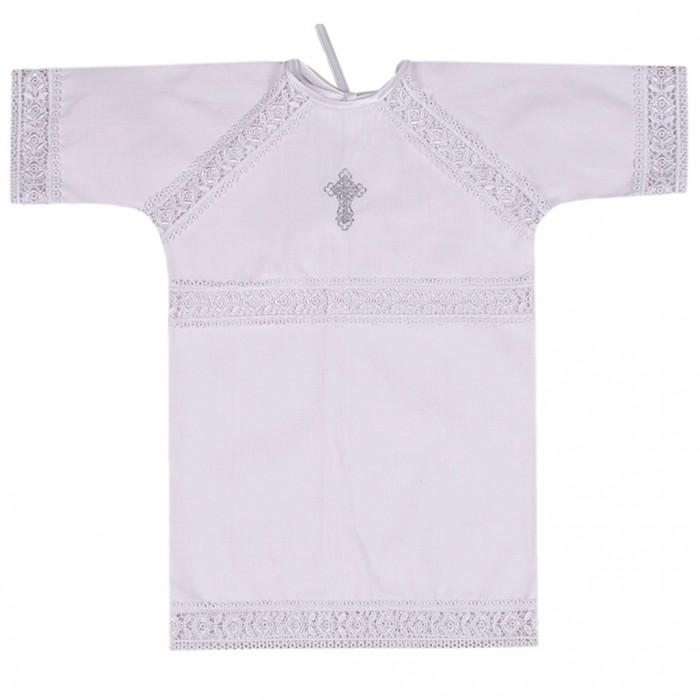 крестильная одежда Крестильная одежда Ангелочки Крестильная рубашка универсальная №4