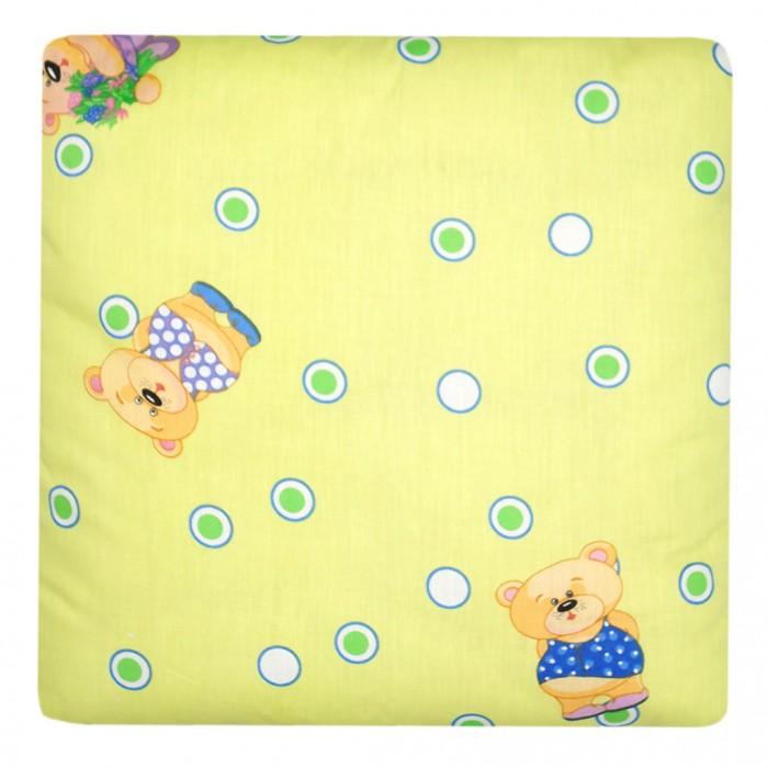 Подушки для малыша Ангелочки Подушка детская 40х40 см