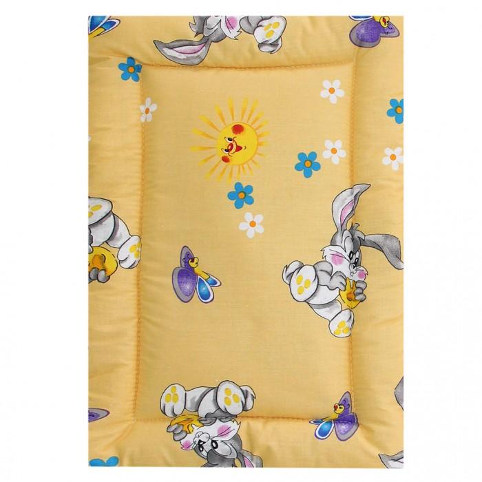 Фото - Подушки для малыша Ангелочки Подушка грудничковая 40х60 см детская подушка облачко зпух 40х60 155265