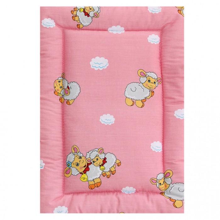 Подушки для малыша Ангелочки Подушка грудничковая 40х60 см