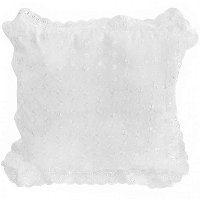 декоративные подушки сирень декоративная подушка букет француских роз 40х40 см Подушки для малыша Ангелочки Подушка кружевная 40х40 см