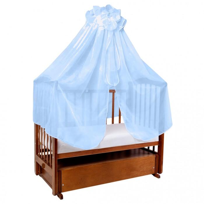 Балдахин для кроватки Ангелочки универсальный в сумке (4 метра)