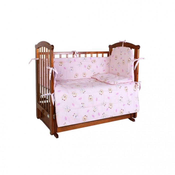 Комплекты в кроватку Ангелочки (3 предмета) комплект в кроватку