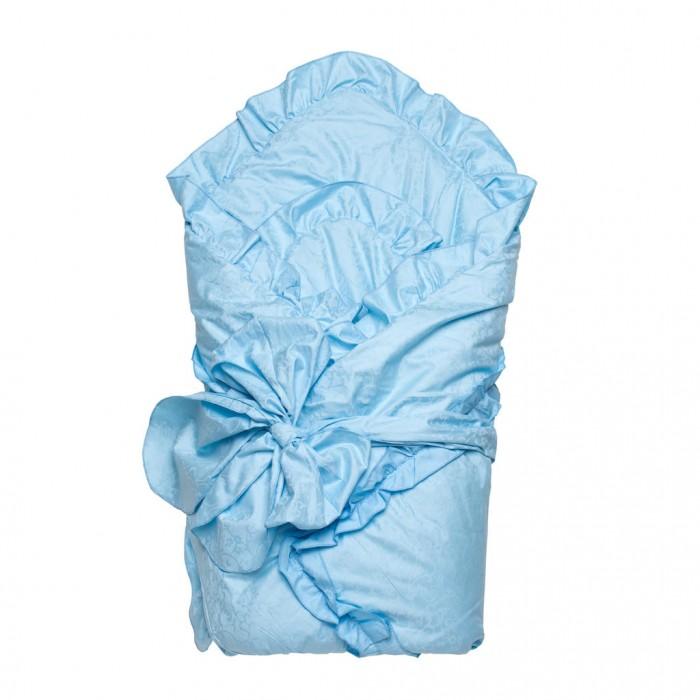 Конверты на выписку Ангелочки Конверт-одеяло с завязкой