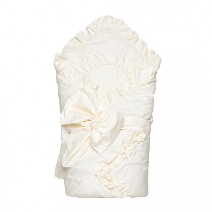 Конверты на выписку Ангелочки Конверт-одеяло с завязкой конверты для малышей sterntaler конверт одеяло
