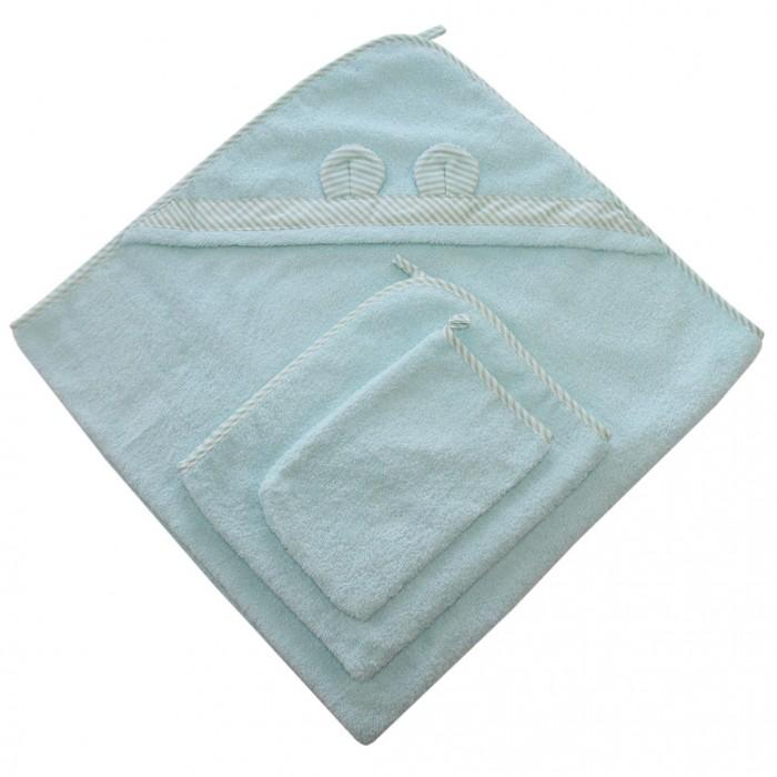 Полотенца Ангелочки Набор для купания (3 предмета) puj набор для купания splash 8 предметов