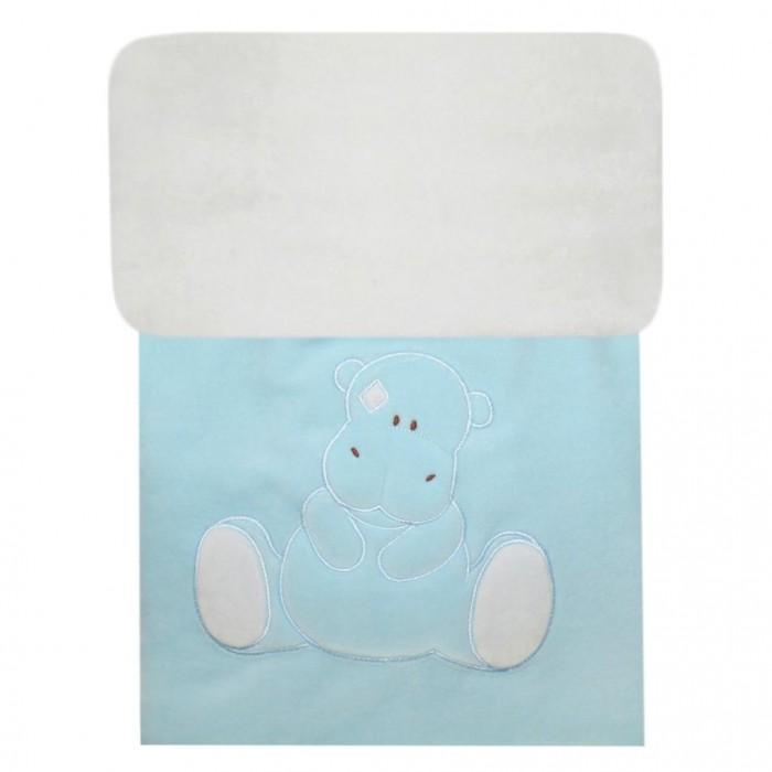 Плед Ангелочки одеяло с вышивкой № 1 фото
