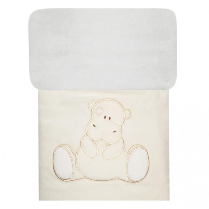 Постельные принадлежности , Пледы Ангелочки одеяло с вышивкой № 1 арт: 328239 -  Пледы