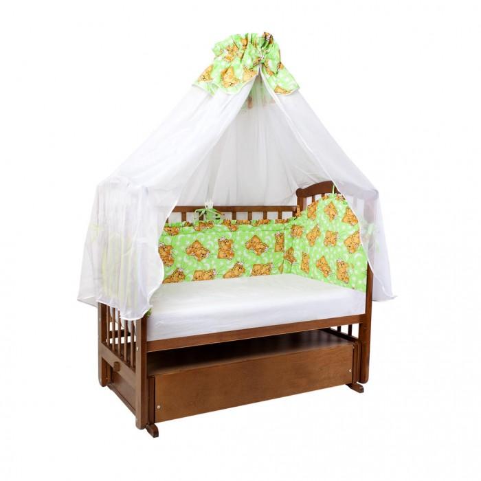Комплекты в кроватку Ангелочки (2 предмета) комплекты в кроватку ангелочки 5720 7 предметов