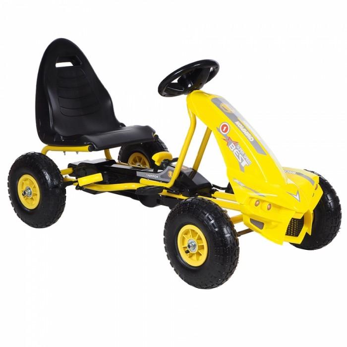 Детский транспорт , Педальные машины Anhuitech Педальный картинг DIABLO арт: 311704 -  Педальные машины