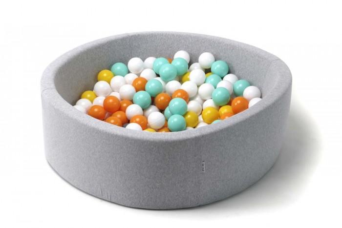 Купить Сухие бассейны, Anlipool Сухой бассейн 40 см с комплектом шаров 200 шт.