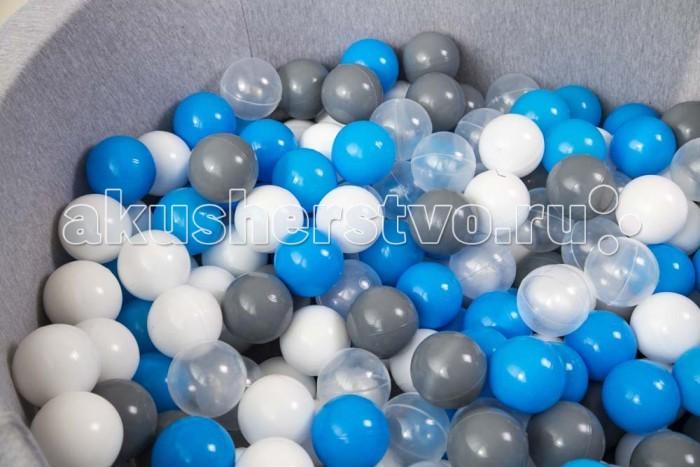Сухие бассейны Anlipool Сухой бассейн 40 см с комплектом шаров 200 шт., Сухие бассейны - артикул:496671