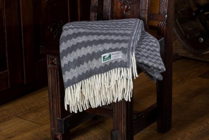 Купить Пледы, Плед Anna Flaum шерстяной Neuseeland Wolle Kollektion 200х140 см