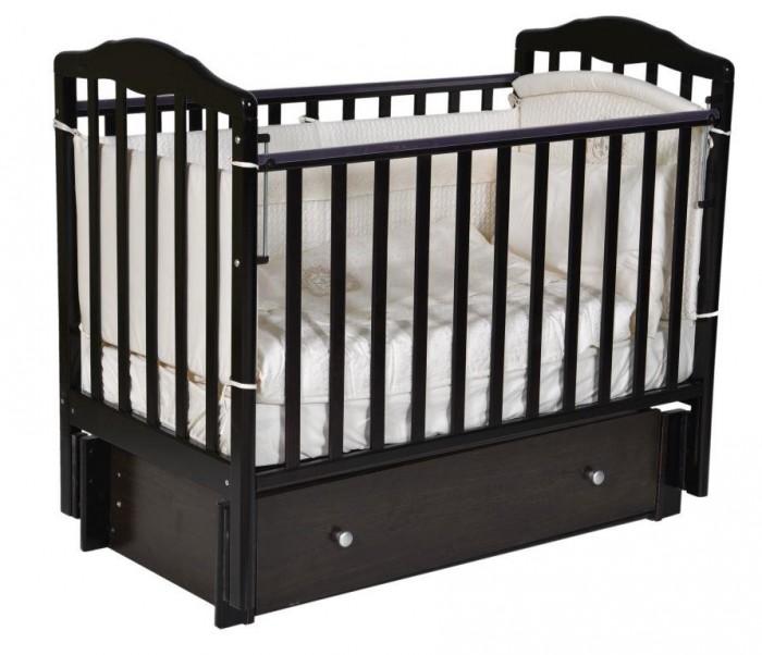 Картинка для Детская кроватка Антел Алита 4/6 универсальный маятник