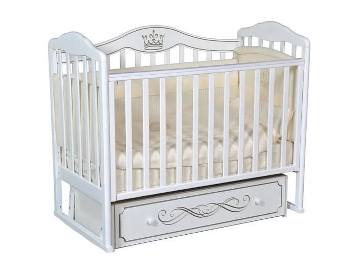 Детские кроватки Антел Alita 777 (универсальный маятник)