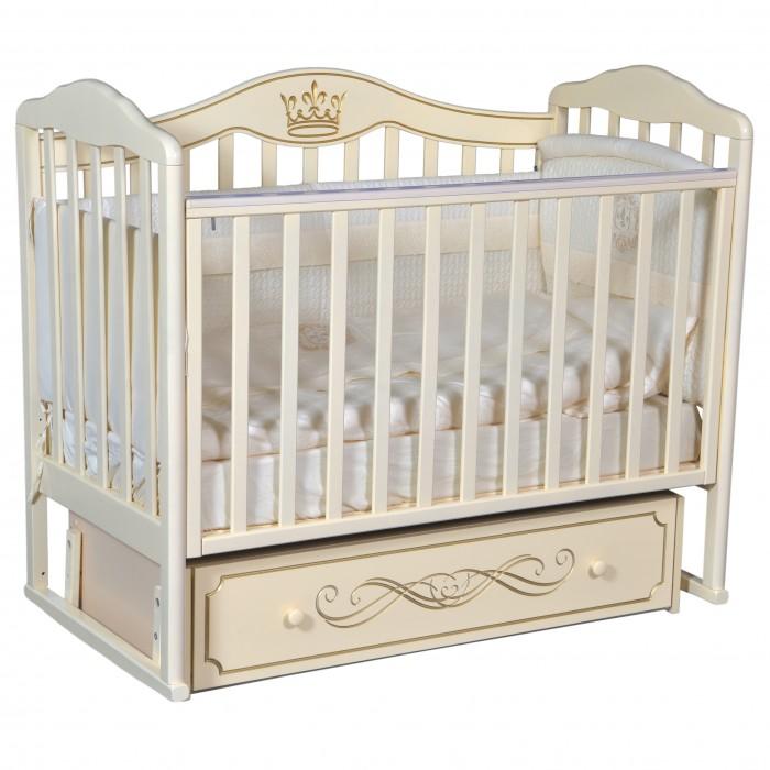 цена на Детские кроватки Антел Alita 777 (универсальный маятник)