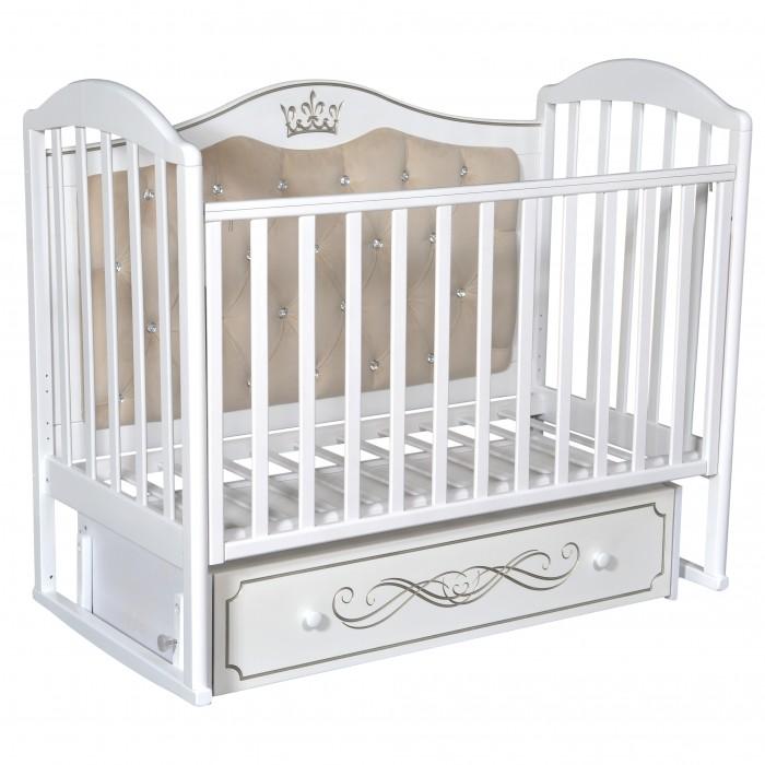 Детские кроватки Антел Anita 999 с мягкой спинкой универсальный маятник детские софы с мягкой спинкой