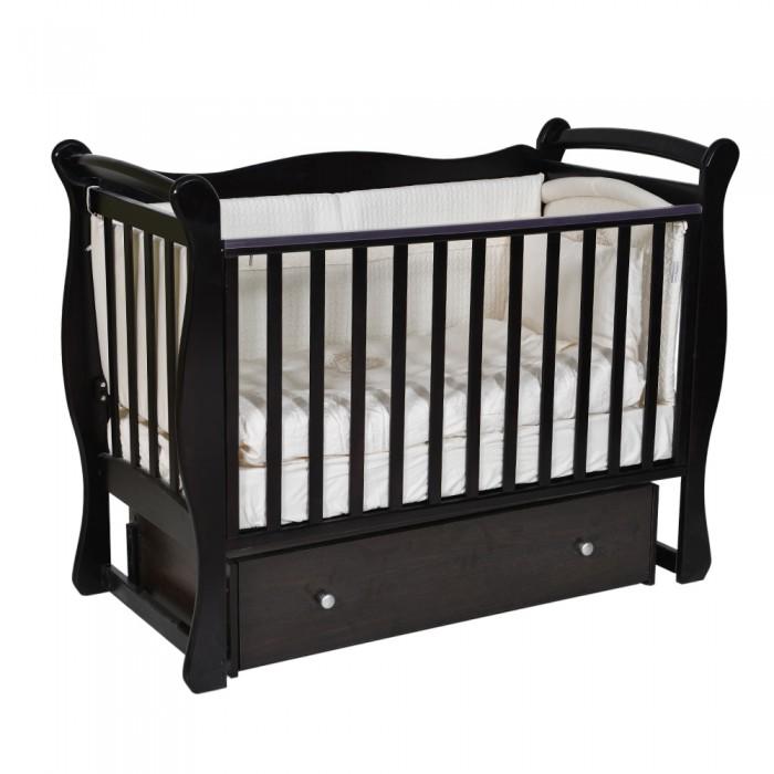 Картинка для Детские кроватки Антел Julia 1 маятник универсальный