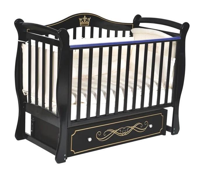 Картинка для Детские кроватки Антел Julia 11 маятник универсальный